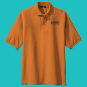 K500 Polo Embroidered- Silk Touch™ Mens SS-Polo