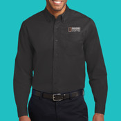 Mens S608 Long Sleeve Easy Care