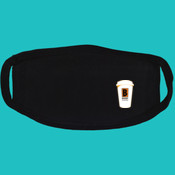 BIGGBY® cup logo Mask - Pocket Face Mask