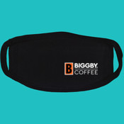 BIGGBY® Coffee mask  - Pocket Face Mask