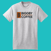 BIGGBY® DTG horizontal - Beefy T® 100% Cotton T Shirt