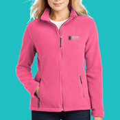 Embroider Fleece - Ladies Value Fleece Jacket