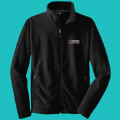 Embroider Fleece - Value Fleece Jacket